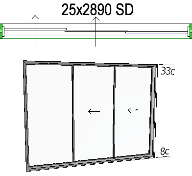 03 Sliding Door 4d 4d Library